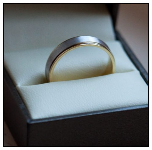 Wedding ring photograph by Birmingham, West Midlands based John Charlton Photography
