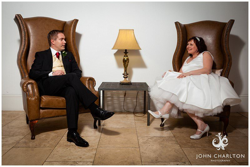 A Fazeley Studios Wedding {Cat and Phil}