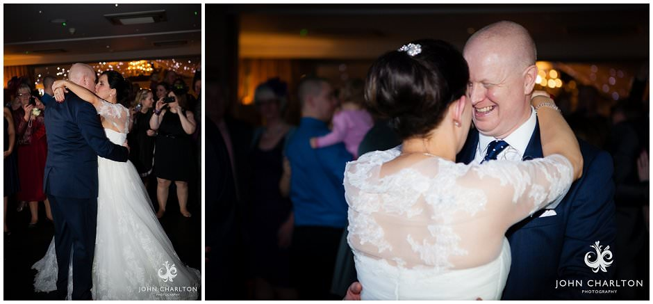 Birmingham Wedding Photographer Winter Wedding at Hogarths Hotel {Emma and Jason}