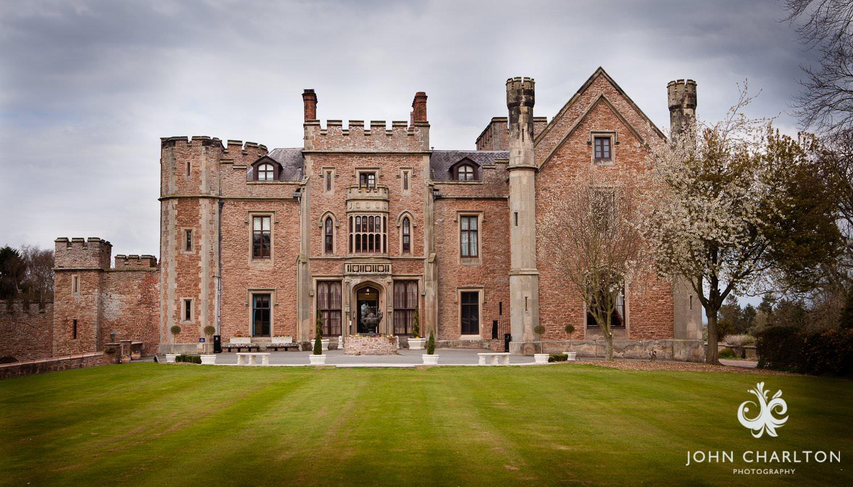 Rowton Castle Shrewsberry Wedding Venue