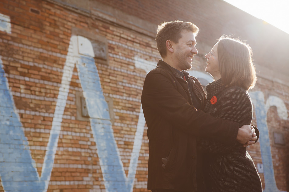 Digbeth Engagement Shoot {Yvonne and Graham}