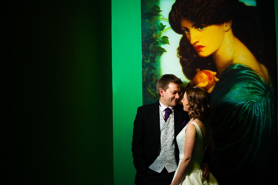 Fazeley Studios Wedding {Yvonne and Graham}