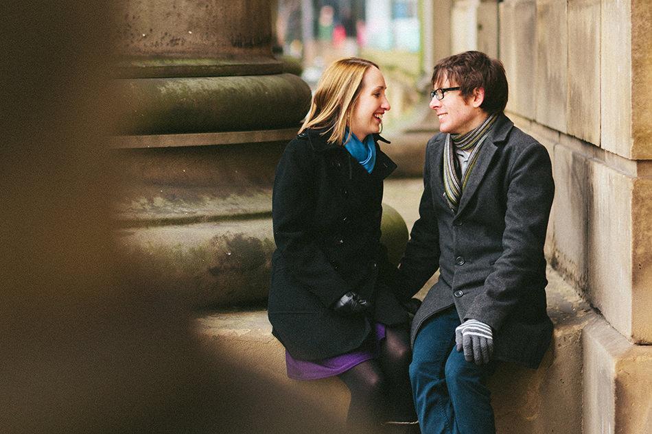 Birmingham Engagement Shoot {Sarah and Francis}