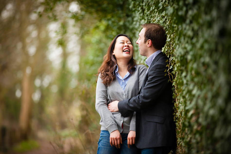 Codsall Engagement Shoot {Gareth & Carol}