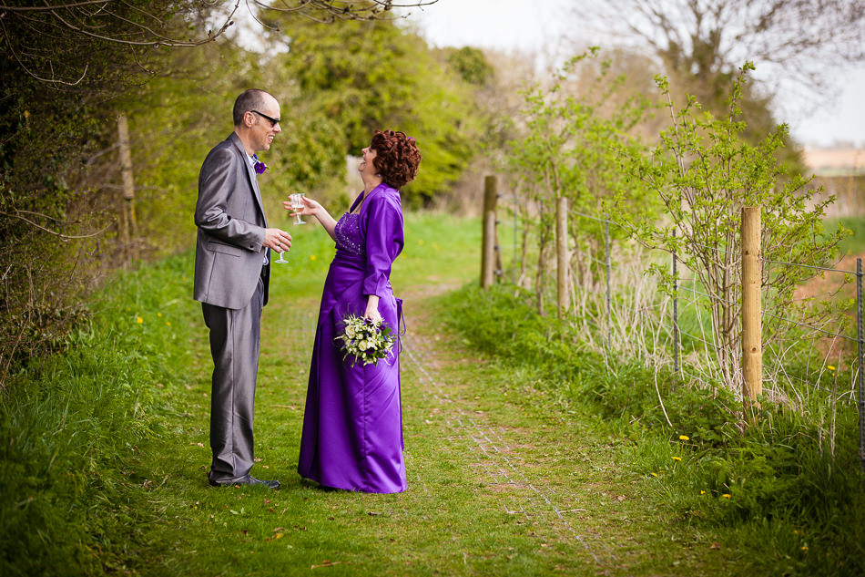 Oxfordshire Handfasting Ceremony {Louise and Martin}