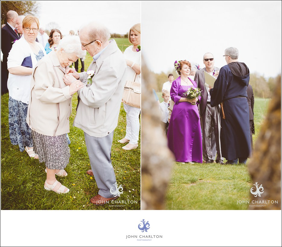 Birmingham Wedding Photographer Oxfordshire Handfasting Ceremony {Louise and Martin}