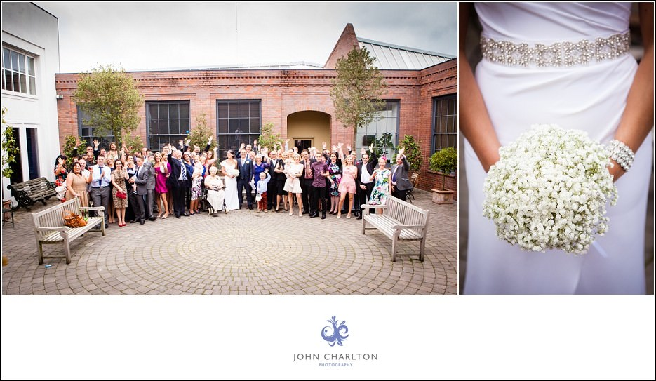 Birmingham Wedding Fazeley Studios John Charlton Photography (15)