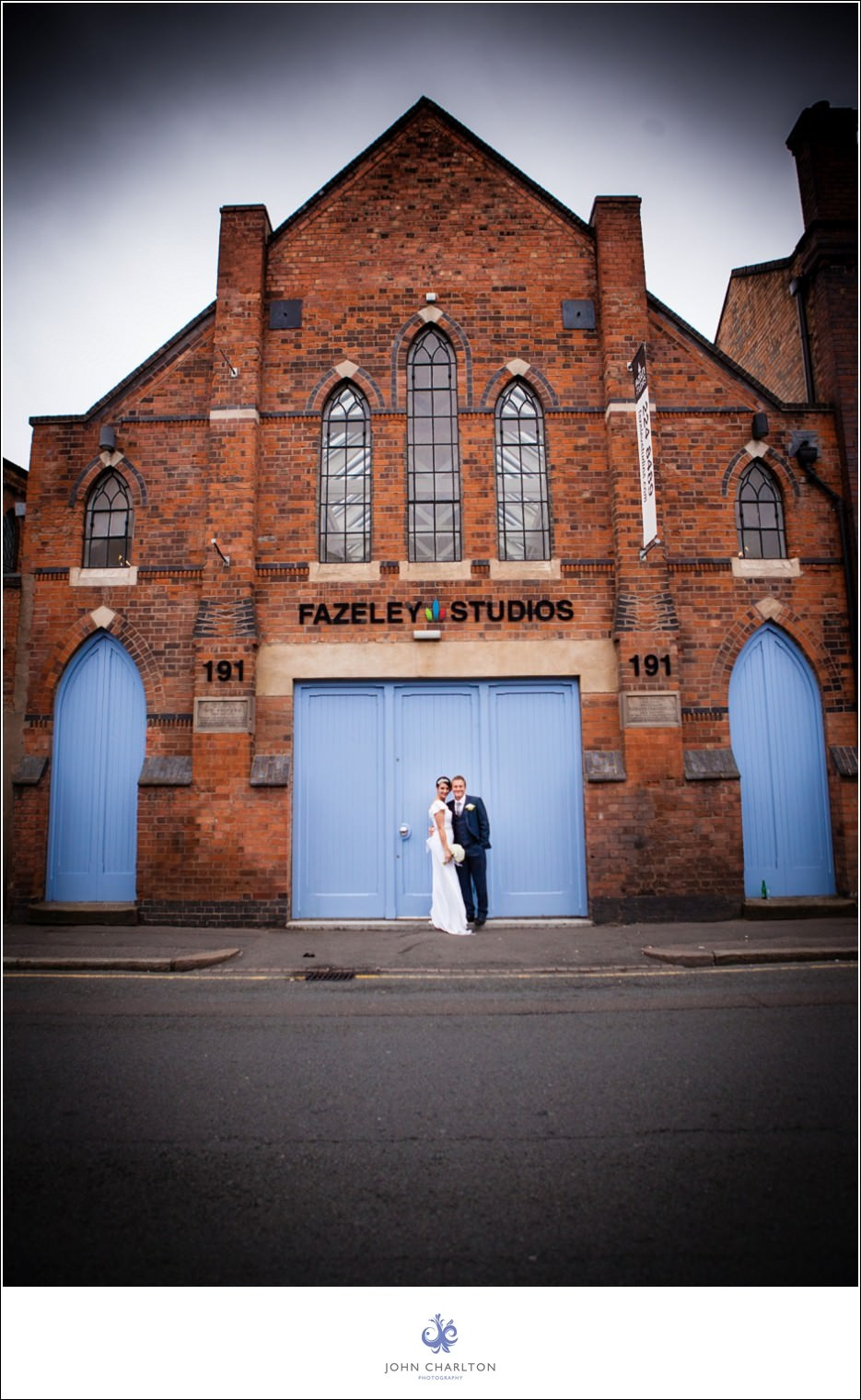 Birmingham Wedding Fazeley Studios John Charlton Photography (19)
