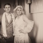 1920s Themed Wedding at Fazeley Studios