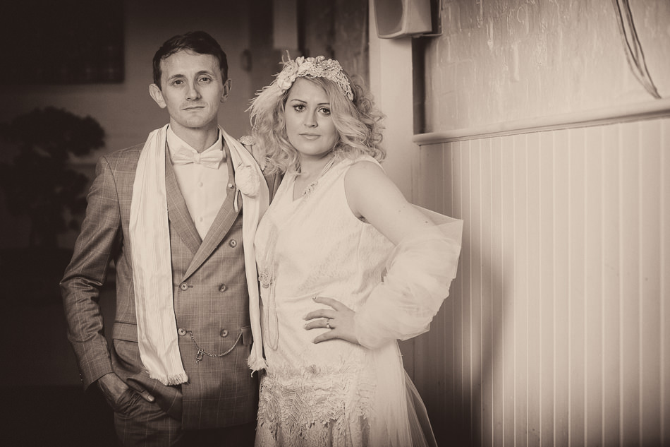 1920s Themed Wedding at Fazeley Studios, Birmingham {Lucy and Luke}