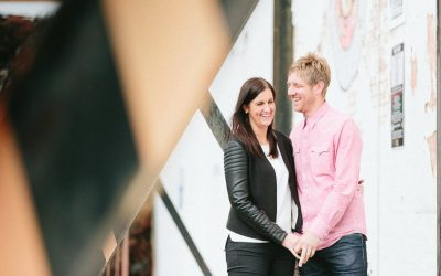 Digbeth Engagement Session {Ben and Liz}