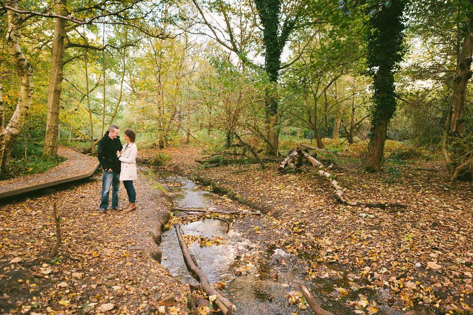 A Moseley Engagement Shoot {Sarah and Justin}