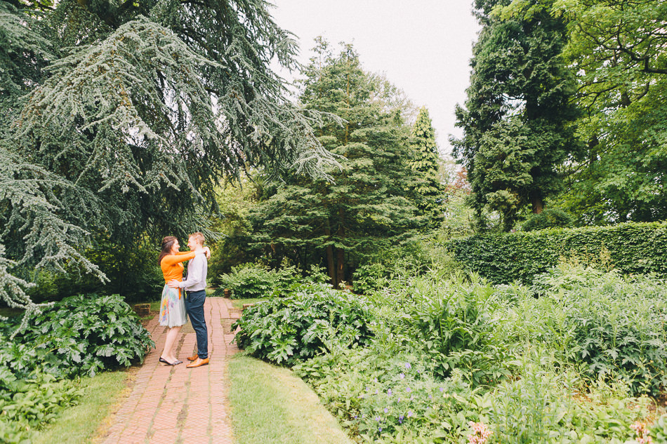 An Urban Engagement Session {Danny and Grace}