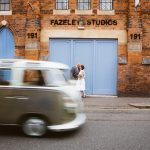 Wedding at Fazeley Studios
