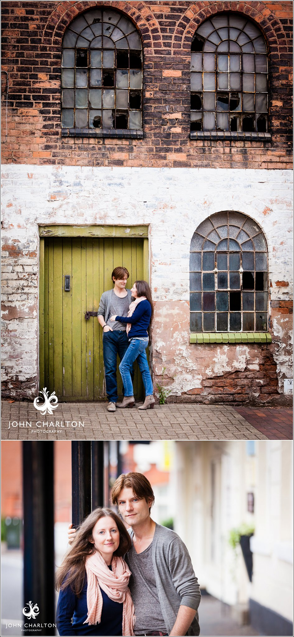 Jewellery Quarter engagement session (3)