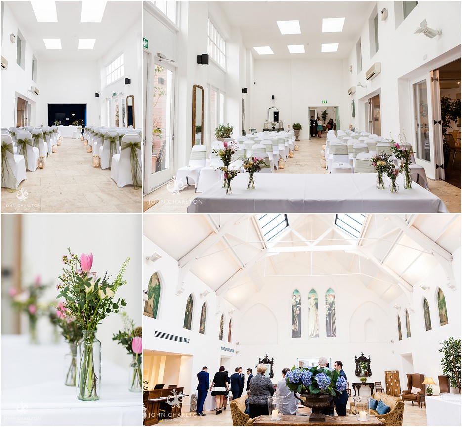 Fazeley Studios Wedding on Valentines Day by John Charlton Photography (1)