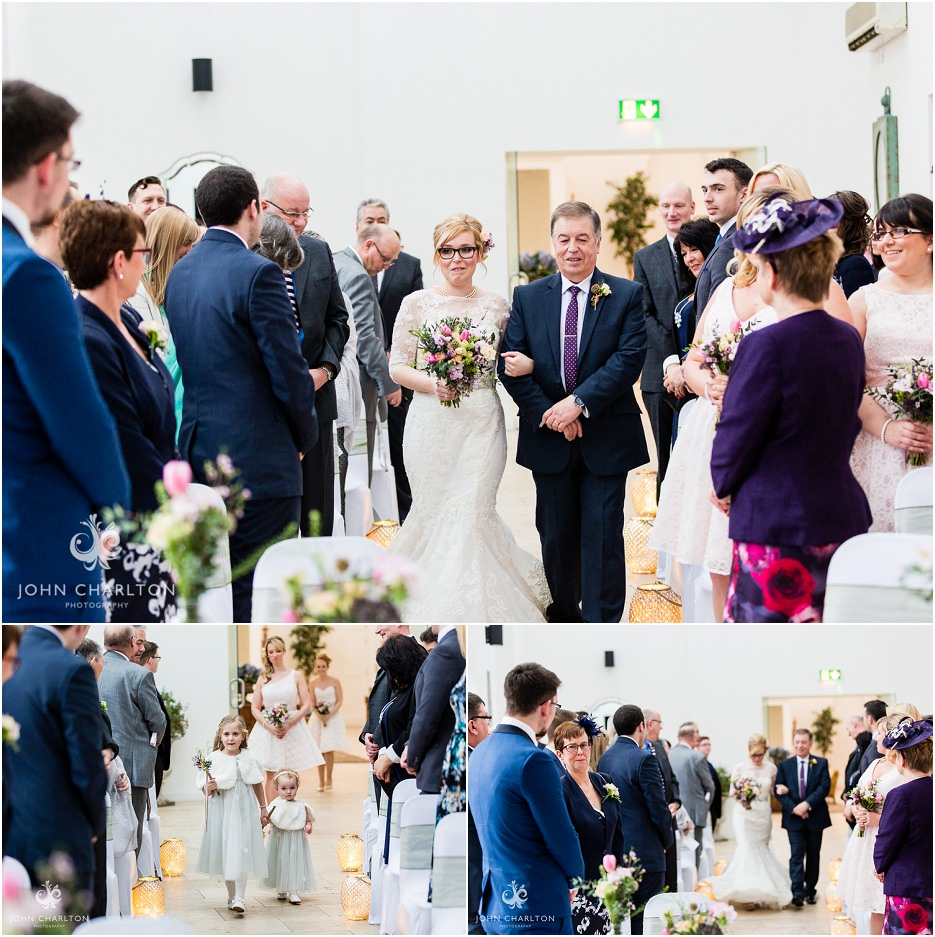 Fazeley Studios Wedding on Valentines Day by John Charlton Photography (20)