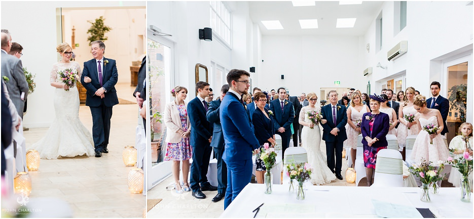 Fazeley Studios Wedding on Valentines Day by John Charlton Photography (19)