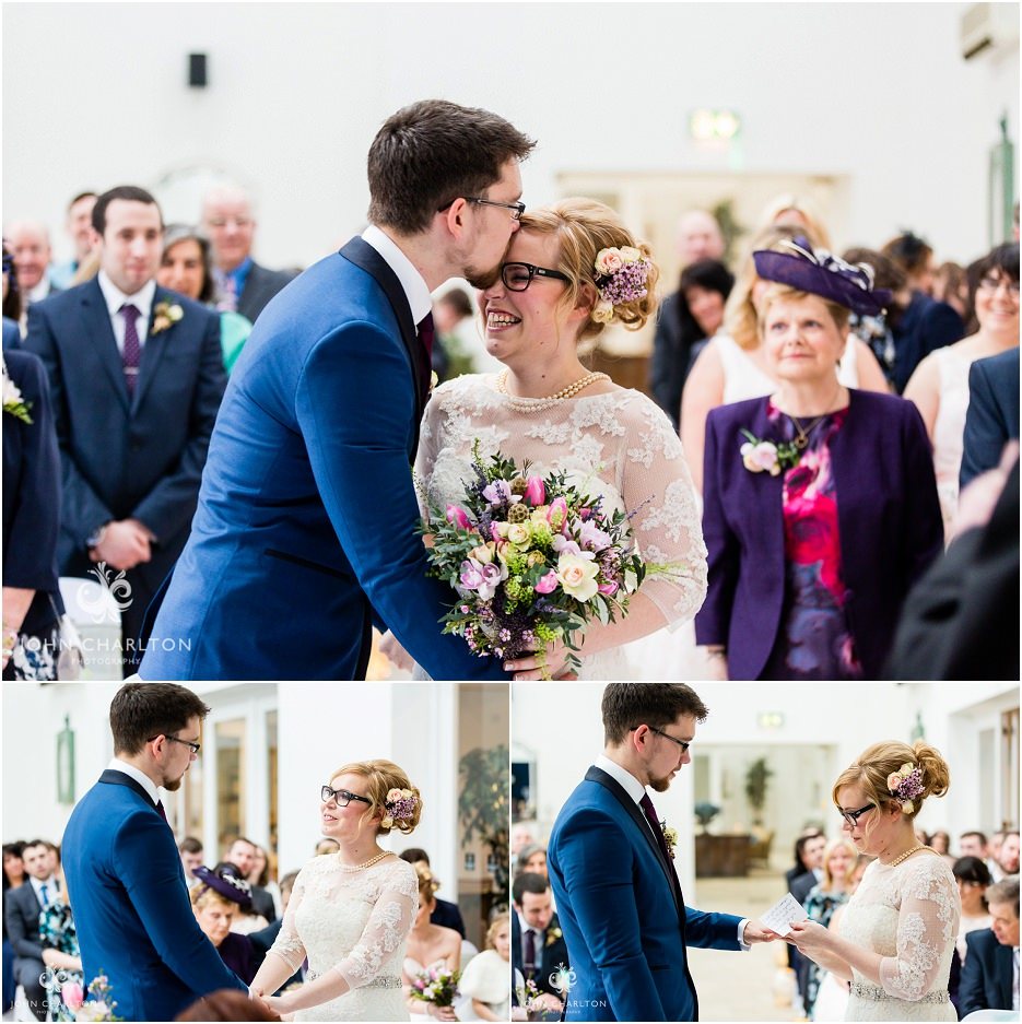 Fazeley Studios Wedding on Valentines Day by John Charlton Photography (18)
