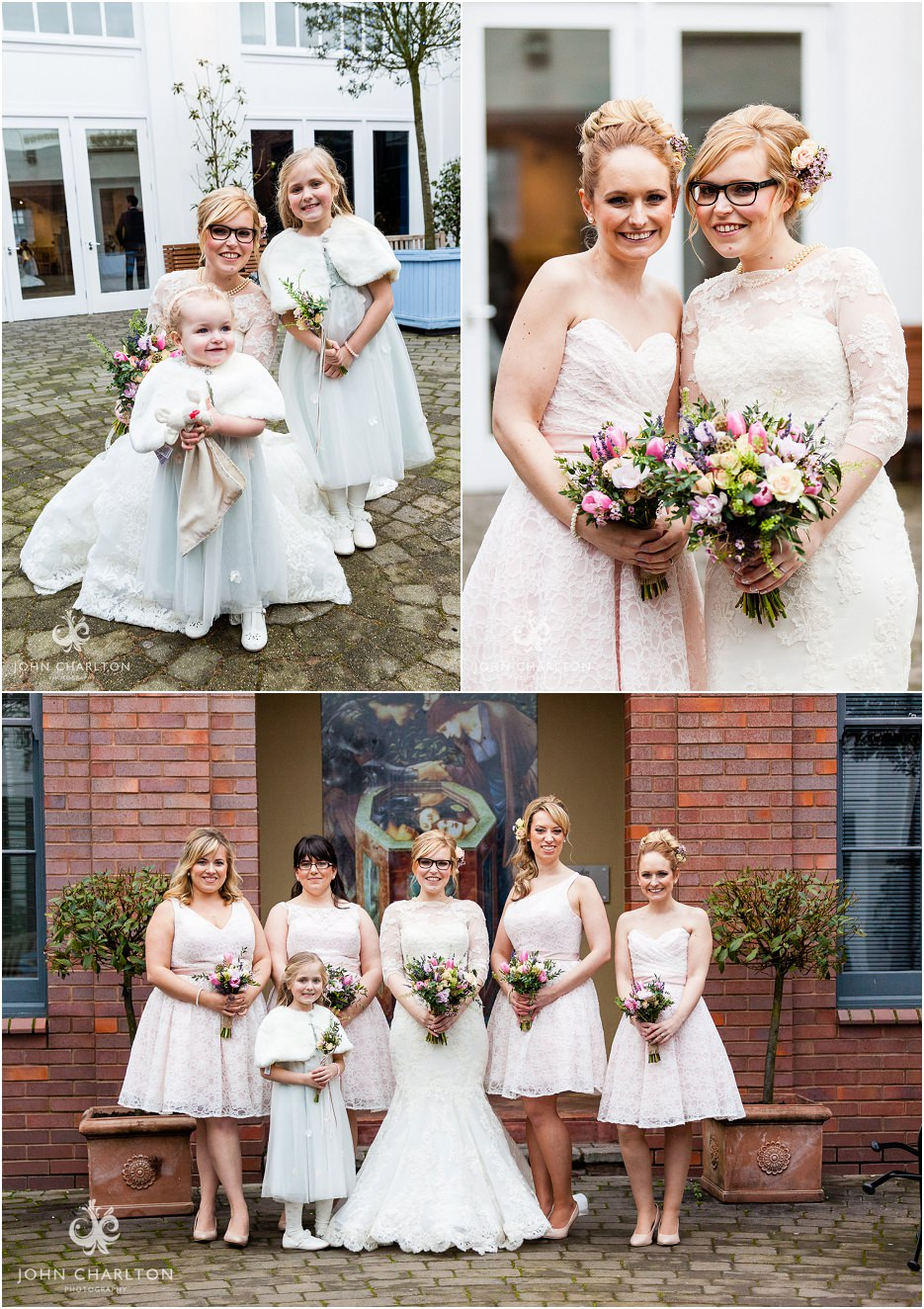 Fazeley Studios Wedding on Valentines Day by John Charlton Photography (15)