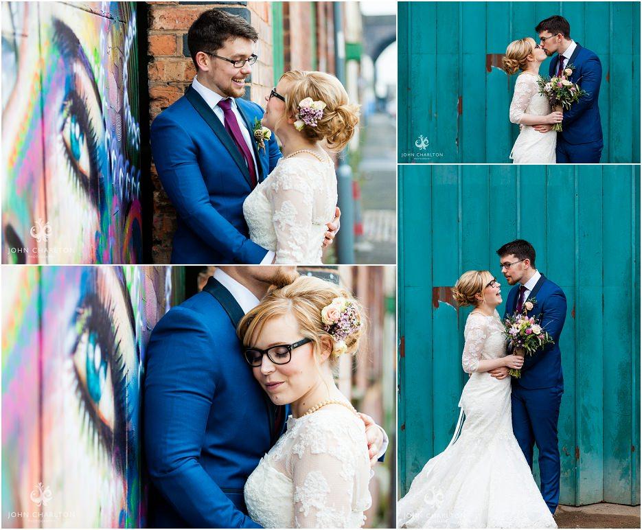 Fazeley Studios Wedding on Valentines Day by John Charlton Photography (11)