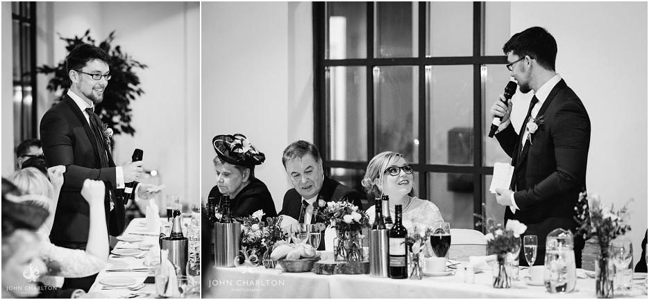 Fazeley Studios Wedding on Valentines Day by John Charlton Photography (8)