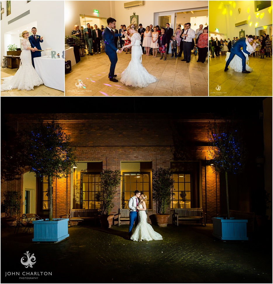 Fazeley Studios Wedding on Valentines Day by John Charlton Photography (6)