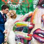 Valentines Wedding at Fazeley Studios by John Charlton Photography