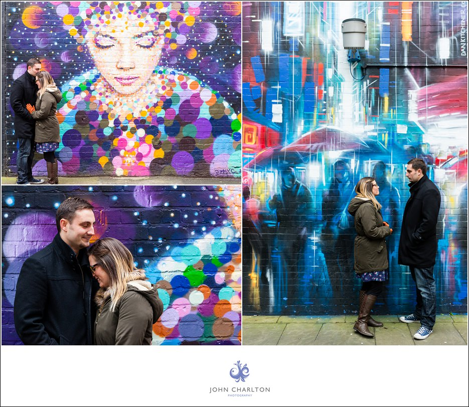 Edd and Lizzi's Digbeth Engagement shoot by wedding photographer John Charlton (11)