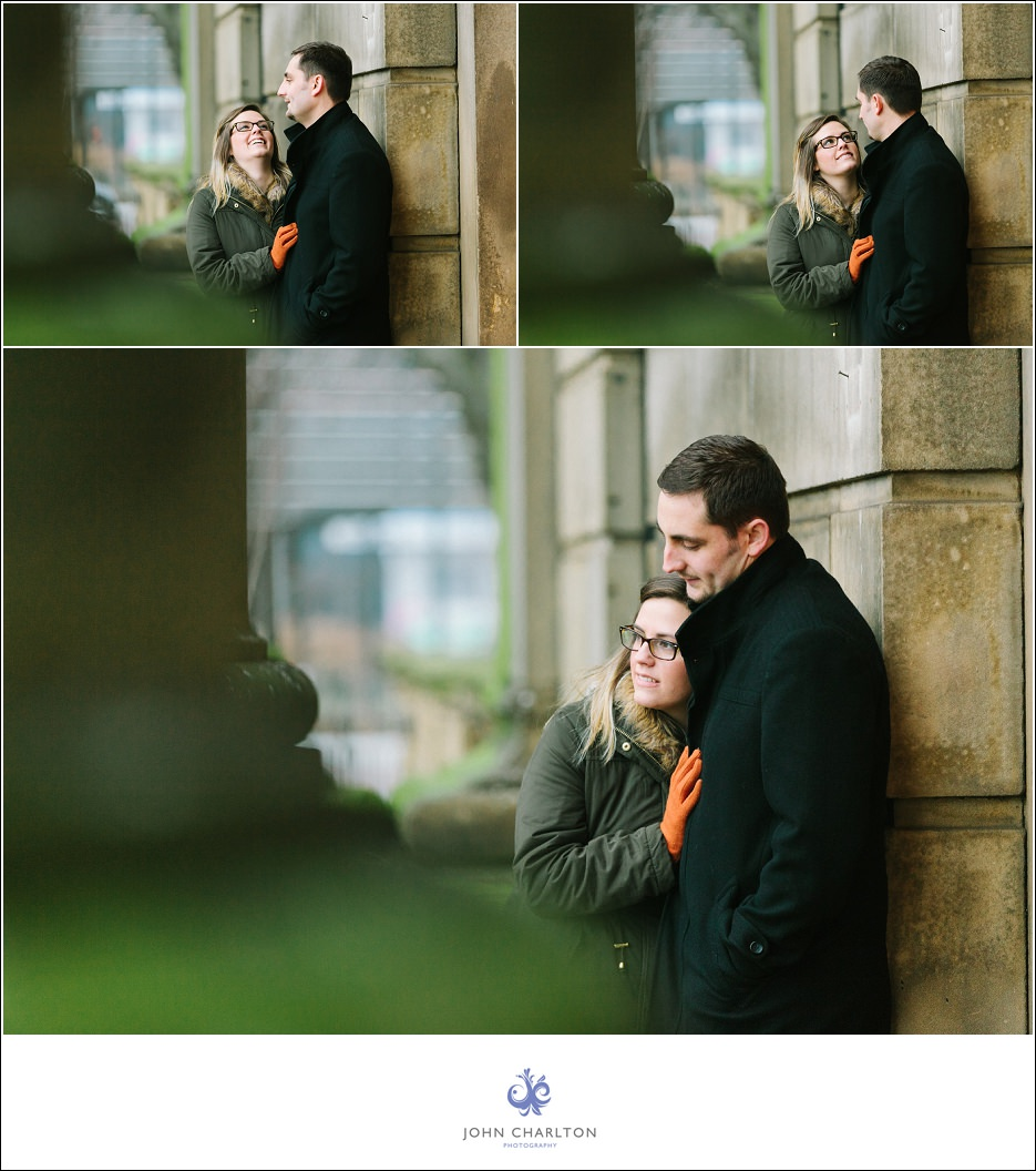 Edd and Lizzi's Digbeth Engagement shoot by wedding photographer John Charlton (9)
