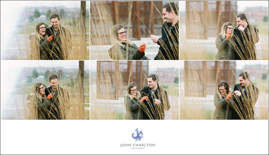 Edd and Lizzi's Digbeth Engagement shoot by wedding photographer John Charlton (8)
