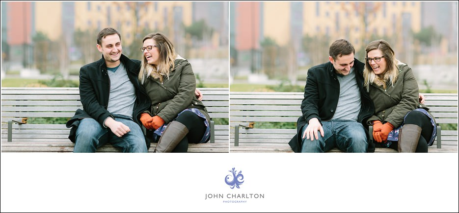 Edd and Lizzi's Digbeth Engagement shoot by wedding photographer John Charlton (6)