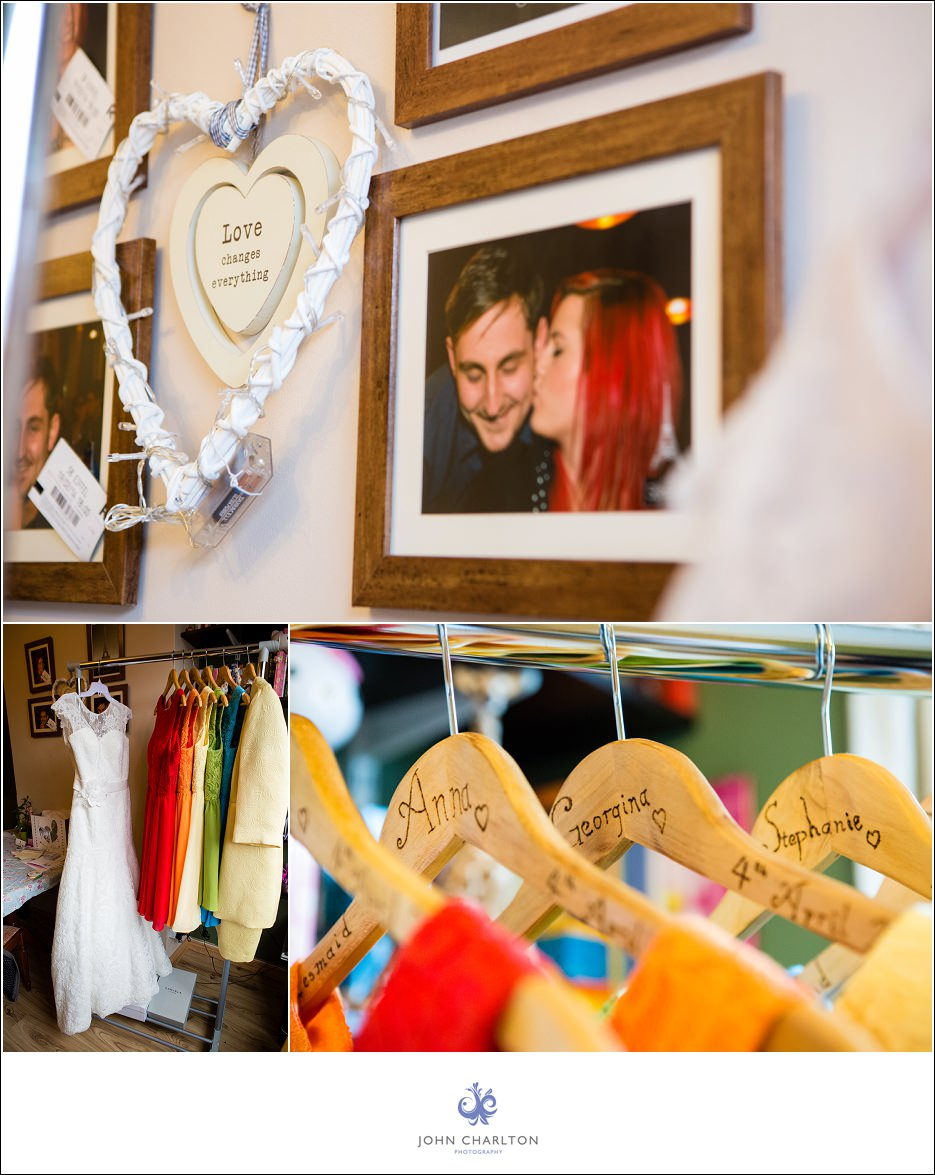 Bromsgrove Tipi Wedding - photographed by wedding photographer John Charlton (23)