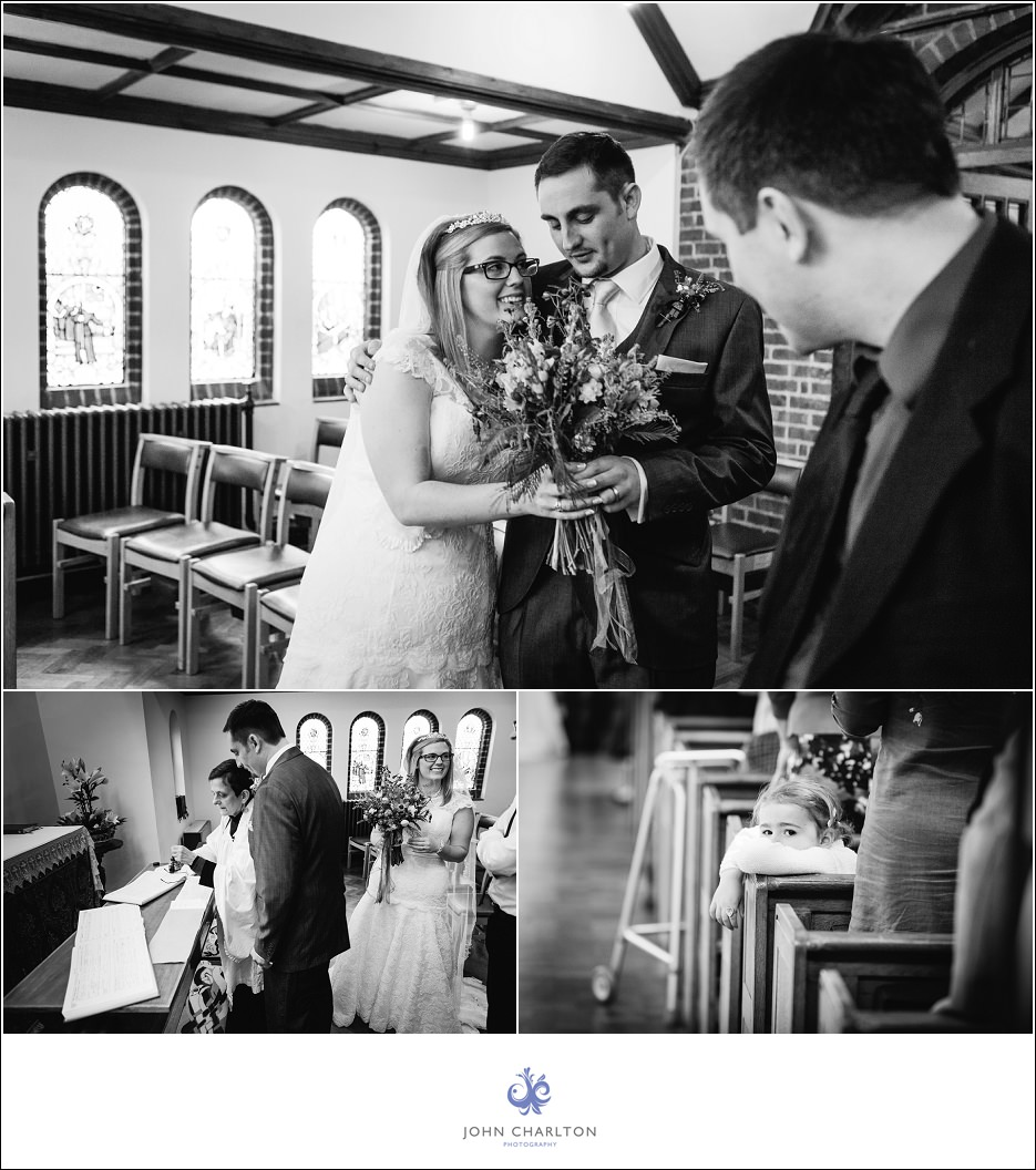 Bromsgrove Tipi Wedding - photographed by wedding photographer John Charlton (15)