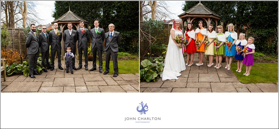 Bromsgrove Tipi Wedding - photographed by wedding photographer John Charlton (13)