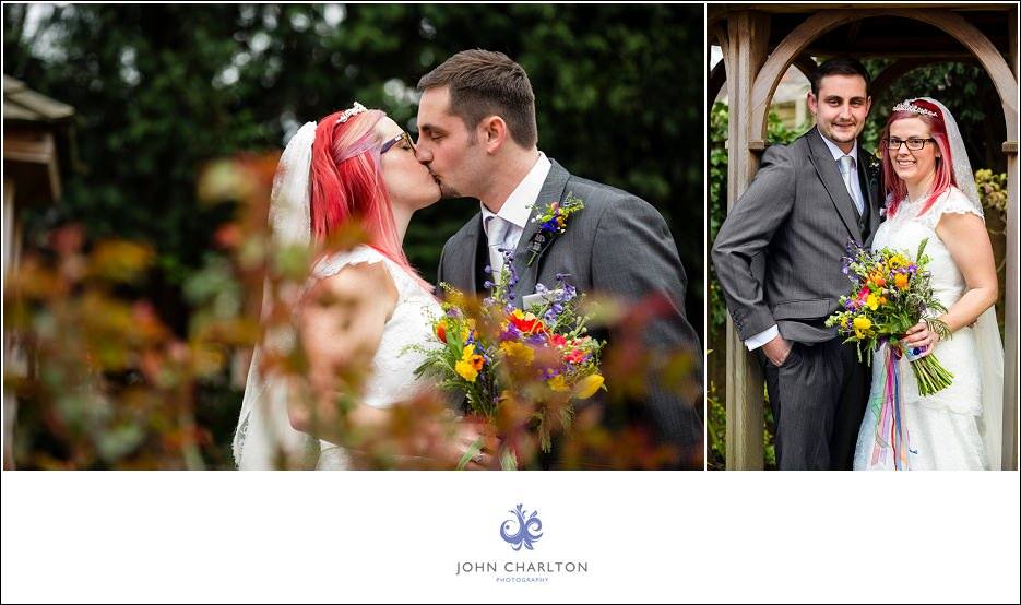 Bromsgrove Tipi Wedding - photographed by wedding photographer John Charlton (10)
