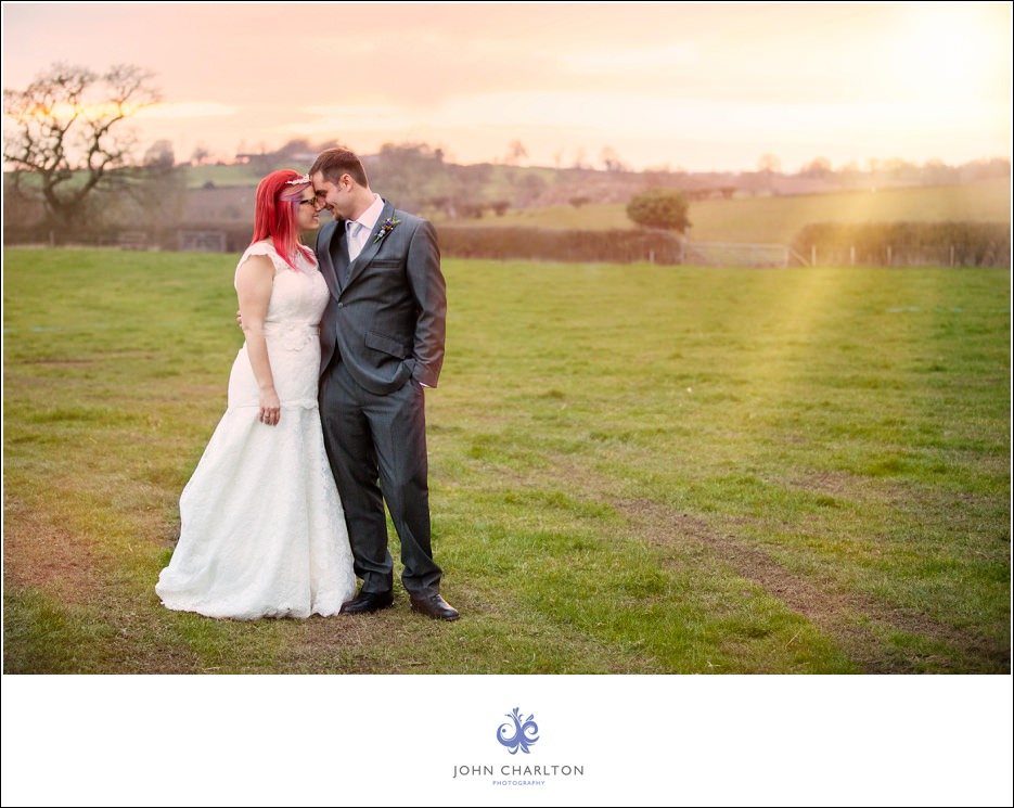 Bromsgrove Tipi Wedding - photographed by wedding photographer John Charlton (4)