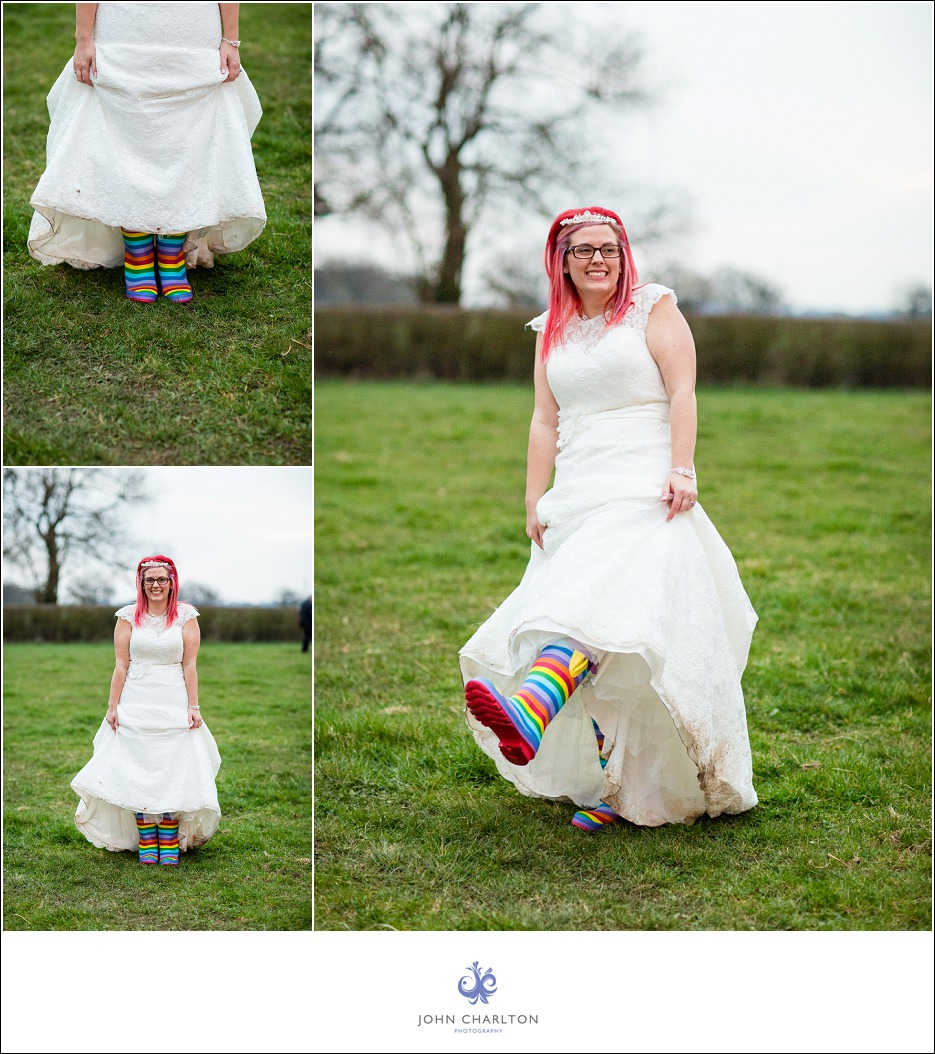 Bromsgrove Tipi Wedding - photographed by wedding photographer John Charlton (3)