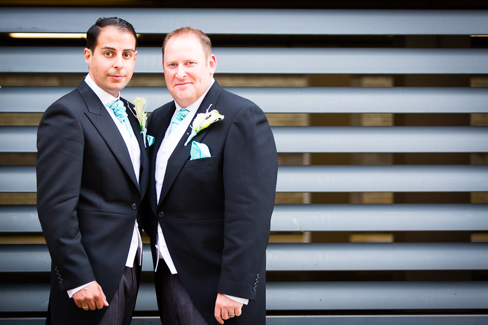 Stewart and Kash's Birmingham City Centre Wedding