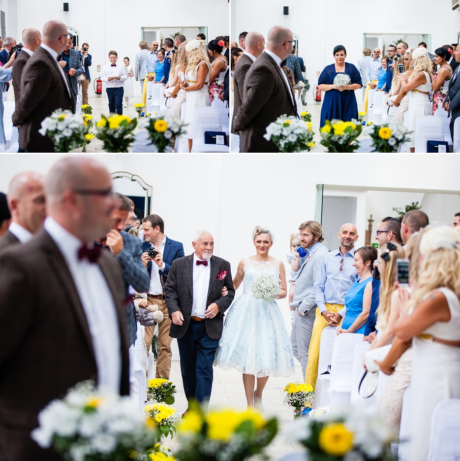 Summer wedding at Fazeley Studios in Birmingham by John Charlton Photography (20)