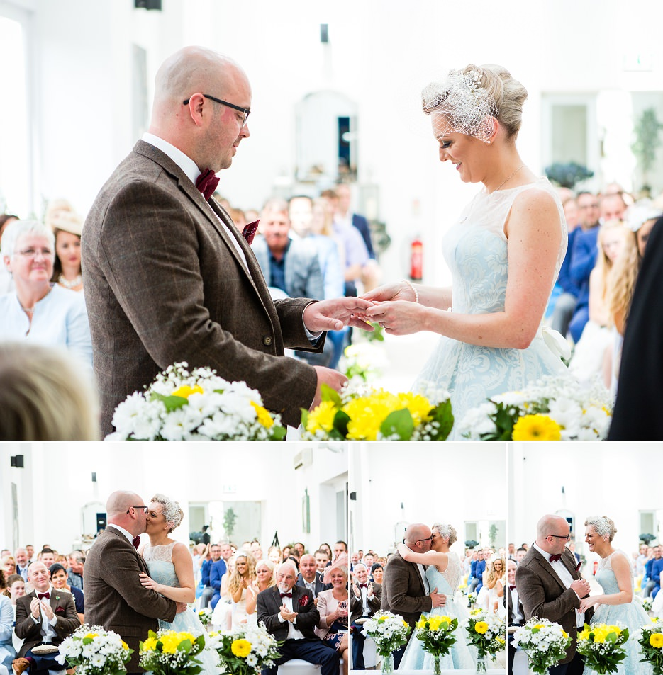 Summer wedding at Fazeley Studios in Birmingham by John Charlton Photography (19)