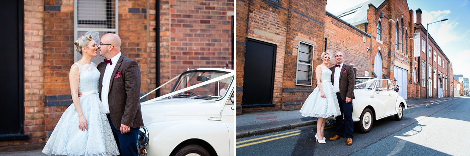 Summer wedding at Fazeley Studios in Birmingham by John Charlton Photography (16)