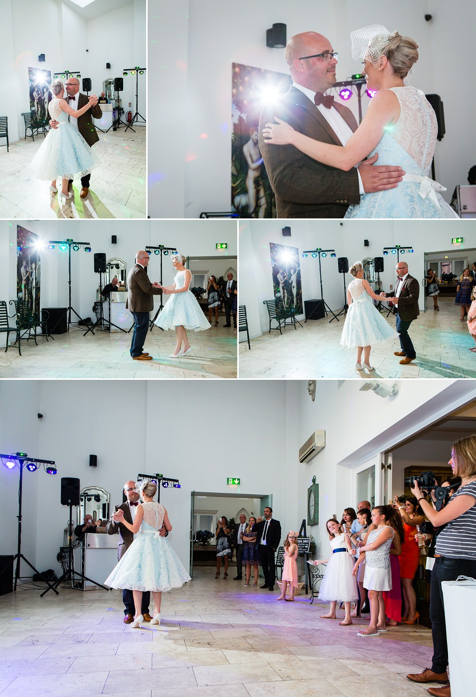 Summer wedding at Fazeley Studios in Birmingham by John Charlton Photography (2)