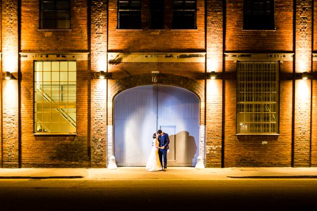 Fazeley Studios Wedding Photograph