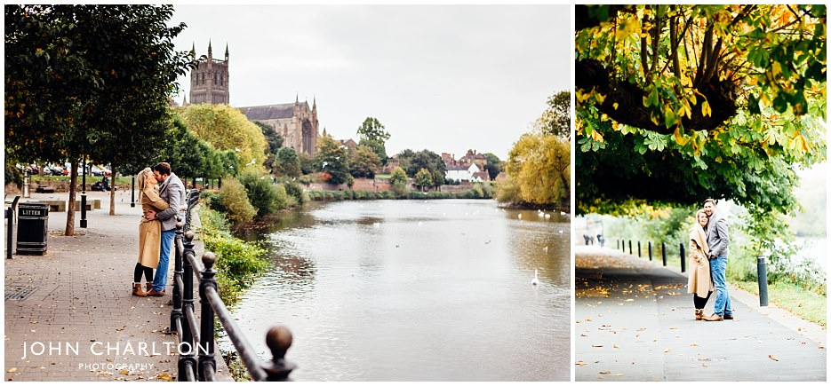 Worcester Wedding Engagement Session West Midlands Wedding Photographer John Charlton