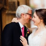 Leamington Spa Wedding Bride and Groom